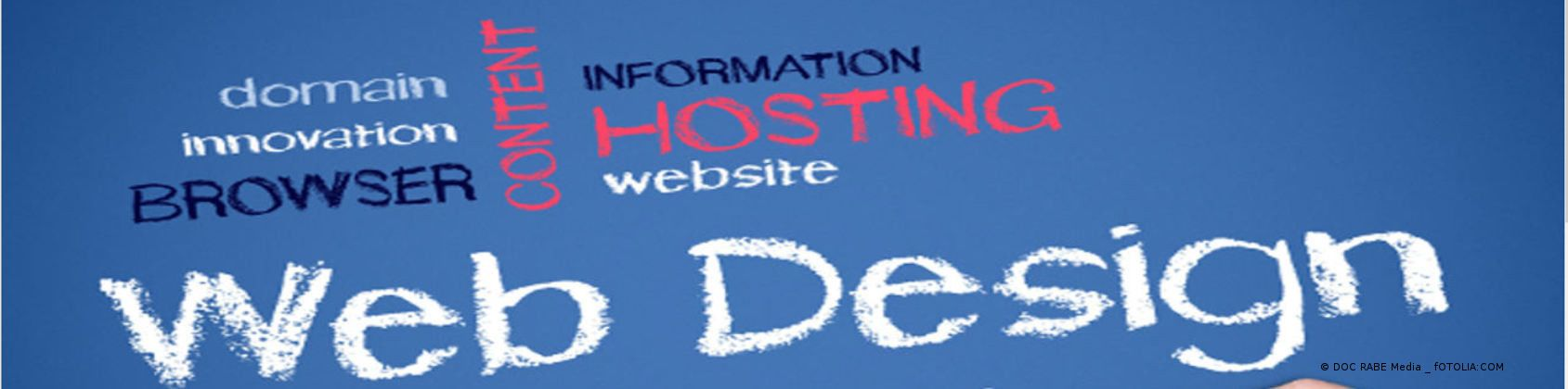 Angebote Webdesign & Internetservice