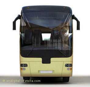 Bus inklusive Fahrer mieten