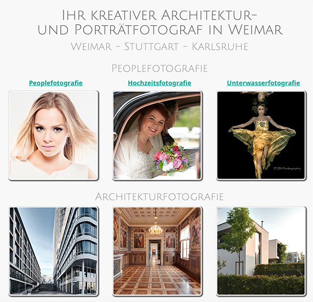 Architektur- und Peoplefotografie - ST.ERN Photography